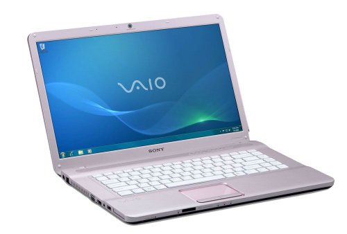 Sony VAIO NW20SF/P 15.5-inch Laptop (Intel Core 2 Duo T6600, 4 GB RAM, 320 GB HDD, Windows 7 Home Premium)