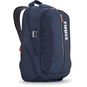 Thule Crossover TCBP-117 Backpack for 17-Inch MacBook Pro (Black - One Size) by Thule