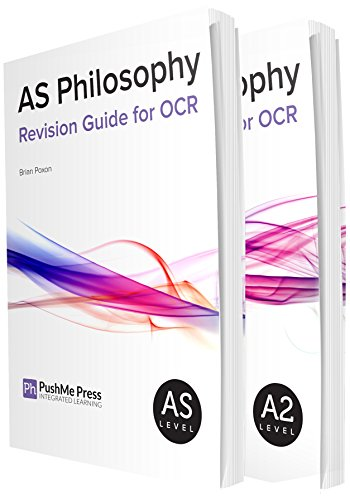 AS & A2 Philosophy of Religion for OCR Revision Guides