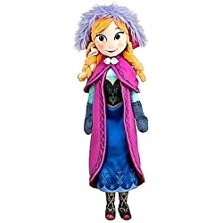 [Best price] Stuffed Animals & Plush - Disney Frozen Exclusive 20 Inch Plush Figure Anna - toys-games