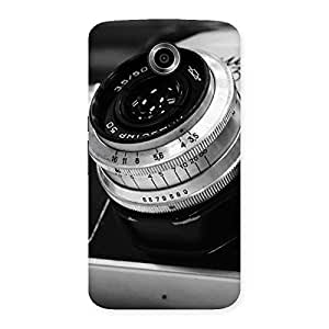 Special BW Camera Up Back Case Cover for Nexsus 6