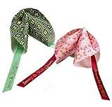 Origami Paper Fortune Cookies