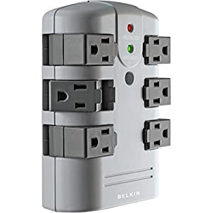 1080j 6out Wall Mount $50k Cew from Belkin Components
