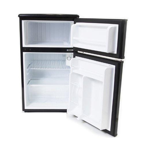 Whynter Compact Double Door Energy Star RefrigeratorFreezer