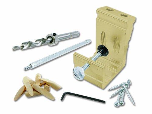 General Tools 850 E Z Pro Pocket Hole Jig Kit