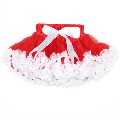 Baby Red Tutu front-477402