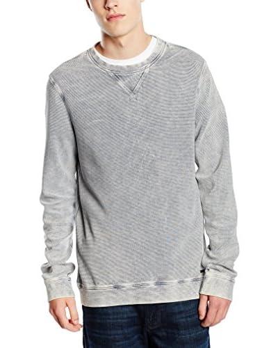 BOSS Orange Sweatshirt Westival grau