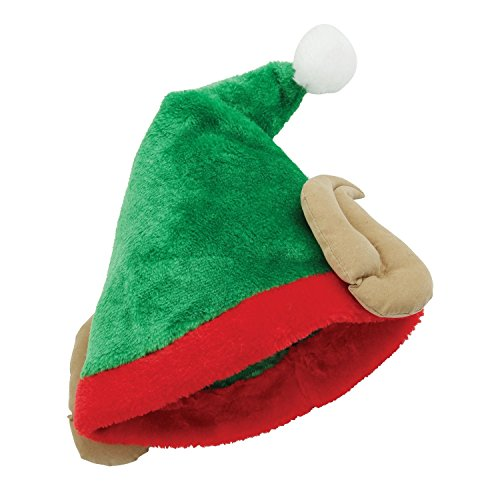 Christmas Shop Elf Hat With Ears