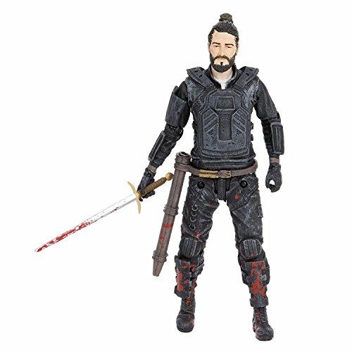 "McFarlane Toys The Walking Dead Comic Series 4 Paul ""Jesus"" Monroe Action Figure"