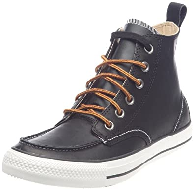 Converse - Chuck Taylor All Star Classic Boot in Black, Size: 5.5 D(M) US Mens / 7.5 B(M) US Womens, Color: Black