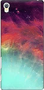 The Racoon Lean wonderful stars hard plastic printed back case/cover for Sony Xperia Z5 Premium / Sony Xperia Z5 Premium Dual