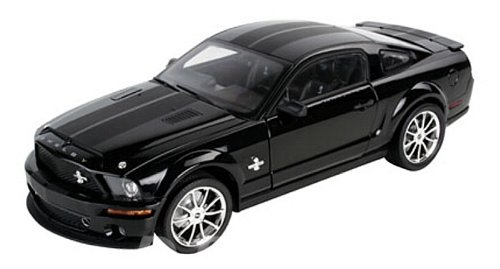 2008 Shelby GT 500KR GT500KR Knight Rider 1:18 Scale Diecast Car Model