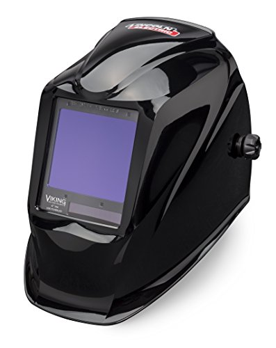 Buy Lincoln Electric VIKING 3350 Black Welding Helmet with 4C Lens Technology - K3034-3