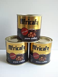 Africafe Instant Coffee Review