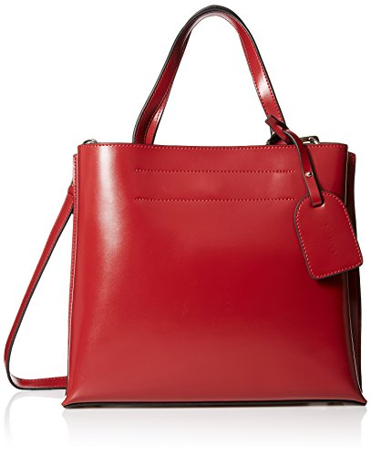 nawo-women-leather-handbag-shoulder-cross-body-bag-shopper-tote-school-satchel-red
