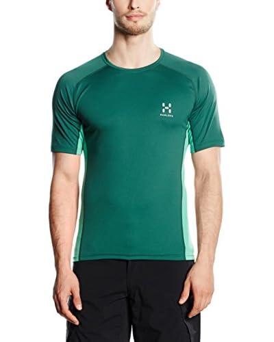 Haglöfs T-Shirt Manica Corta Intense [Verde]