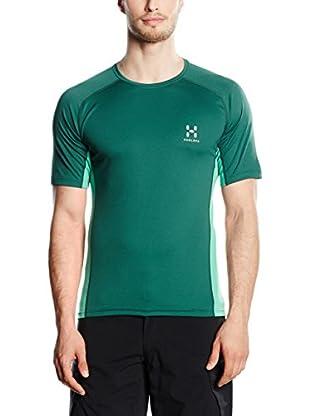 Haglöfs Camiseta Manga Corta Intense (Verde)