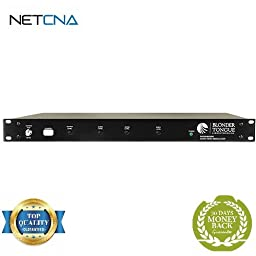 CATV Channelized Audio/Video Modulator with SAW Filtering (Channel 07) - Free NETCNA Touch Screen Pen - By NETCNA