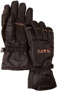 Dare 2b Boy's Stick Up Gloves - Black, Size 6-7