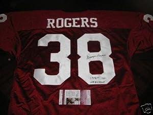 George Rogers Autographed Jersey - South Carolina 1980 Heisman Jsa coa by Sports+Memorabilia