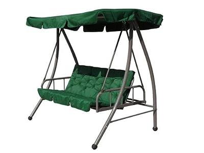 Hollywoodschaukel Gartenschaukel Schaukel 3-Sitzer von D&S Vertriebs GmbH auf Gartenmöbel von Du und Dein Garten