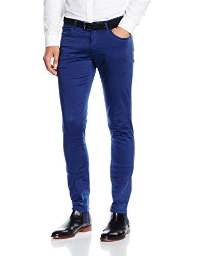 Versace Jeans - EA2GNB0K1_EHEC33, Pantaloni da uomo, Blu (BLU MARINO-E211), 34