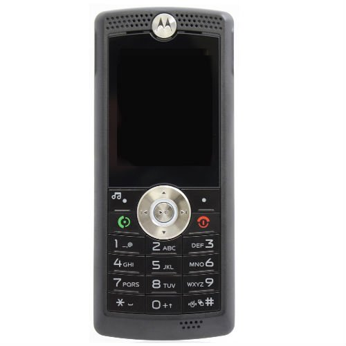 Motorola W388 Unlocked Dual-Band Phone with Camera, Stereo FM Radio, MP3 Player and microSD Slot--International Version with Warranty (Black/White)