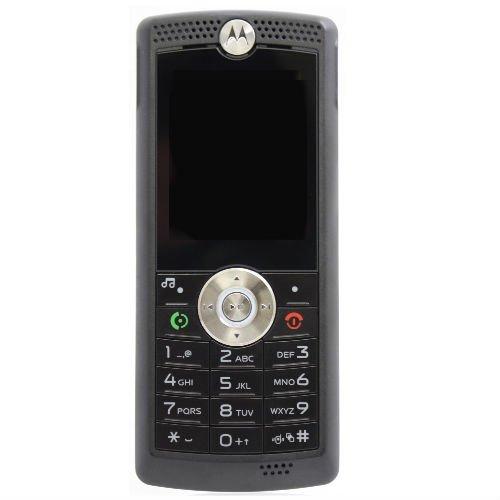 Motorola W388 Unlocked Dual-Band Phone with Camera, Stereo FM Radio, MP3 Player and microSD Slot--International Version with Warranty (Black/White)