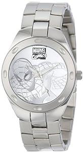 Marvel Comics Men's W001054 Fortaleza Spider-Man Watch