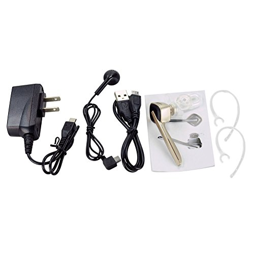 Hot Discovery 975 In Ear Only Headset Graphite Bluetooth Earphone 5 In 1 New