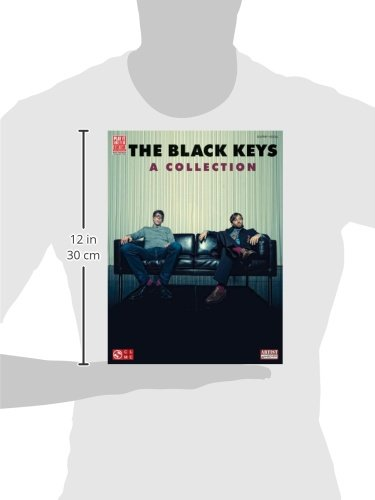 The Black Keys: A Collection (Play It Like It Is, Guitar, Vocal)