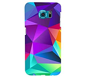 Perfect print back cover for Samsung Galaxy S6 Edge