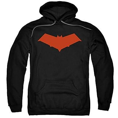DC Batman Red Hood Pull Over Hoodie