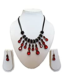 Skhoza New Age Fashion Necklace Set For Women