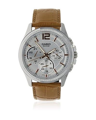 Casio Reloj con movimiento cuarzo japonés Man Mtp-E305L-7A2 42.0 mm
