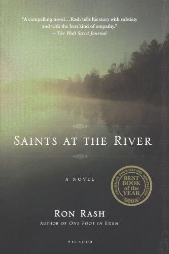 Saints at the River  A Novel, Ron Rash