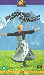 The Sound Of Music [VHS] [UK Import]