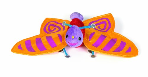 Manhattan Toy Flipflaps Tipsy Butterfly