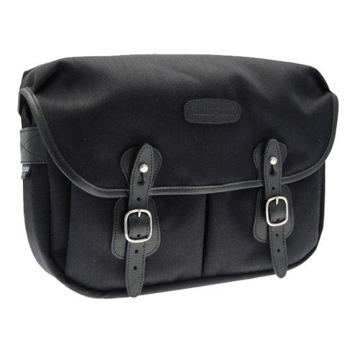 Billingham Hadley Small Black Canvas Camera Bag