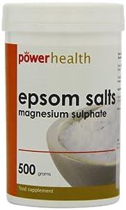 Power Health Sel d'Epsom 500 g