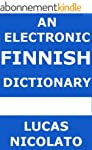 An Electronic Finnish Dictionary (Eng...