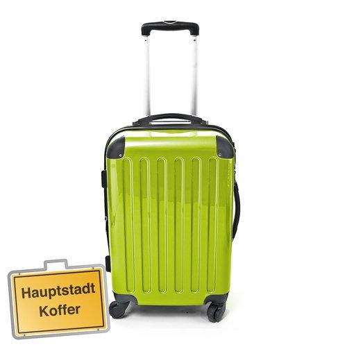 HAUPTSTADTKOFFER® · Hartschalenkoffer APFELGRÜN
