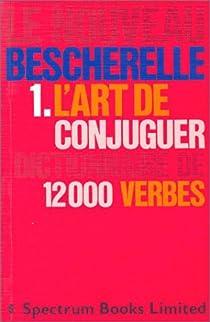 12000 verbes conjugaison