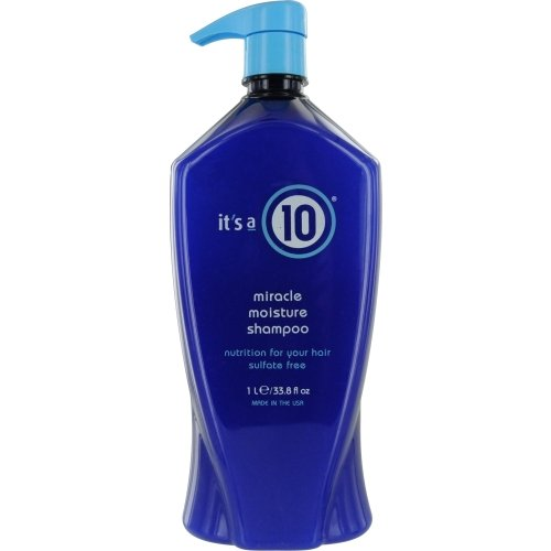 It'S A 10 Miracle Moisture Shampoo (33.8 Oz)
