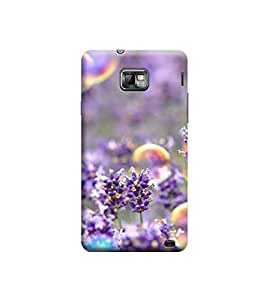 Ebby Premium Printed Back Case Cover With Full protection For Samsung Galaxy S2 I9100/9108 (Designer Case)