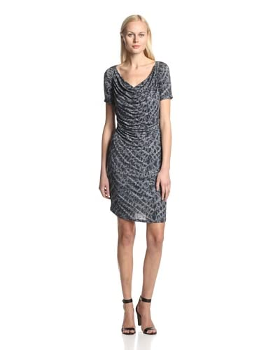 TWO by Ronen Chen Women's Barbara Printed Dress