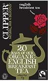 Clipper Teas - English Breakfast Tea Organic - 20 Bags