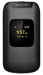 Samsung Entro Black (Virgin Mobile)