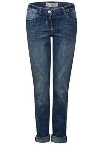 cecil denim jeans charlize slim 28 32 die schmal geschnittene slim fit