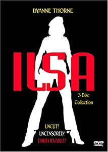 Ilsa Collection (She Wolf of the SS/Harem Keeper of the Oil Sheiks/The Wicked Warden)